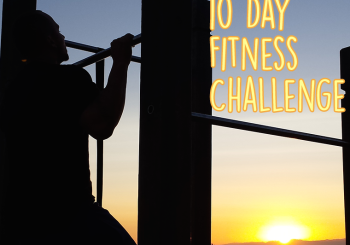 FREE 10 Day Fitness Challenge
