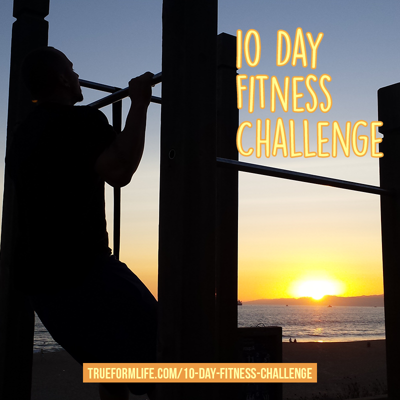 10 day fitness challenge