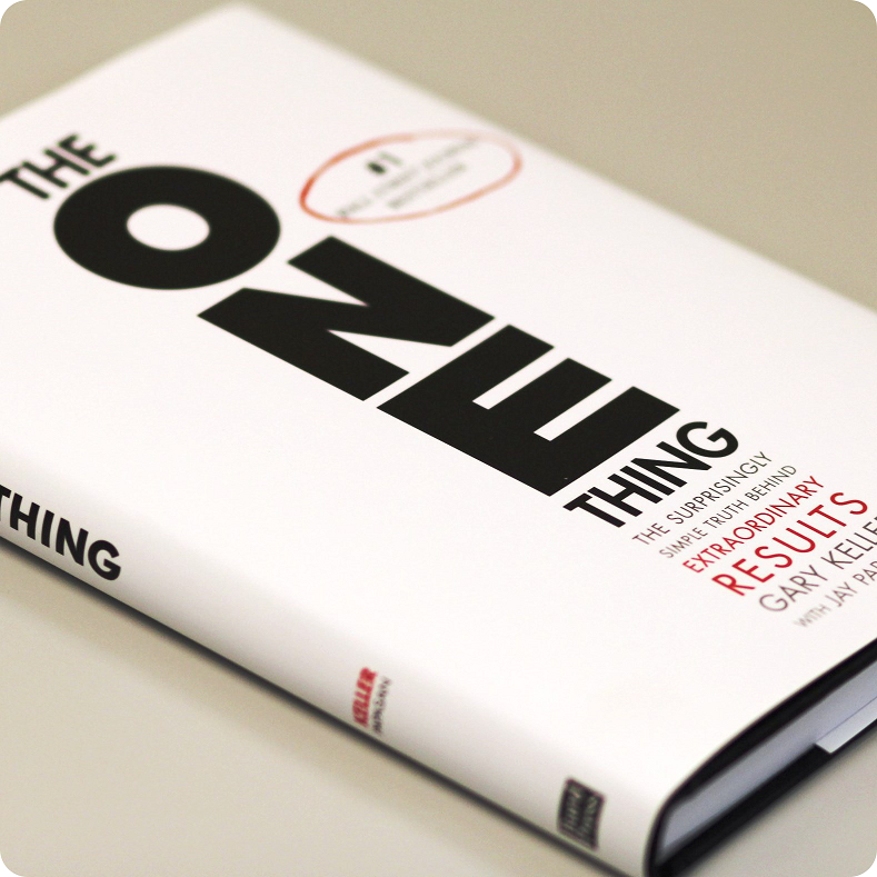the One thing 1
