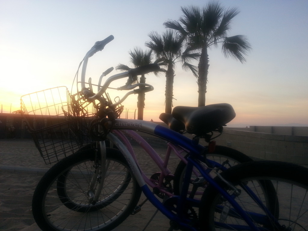 renting bikes is a great way to get around and stay active on your stress free vacation