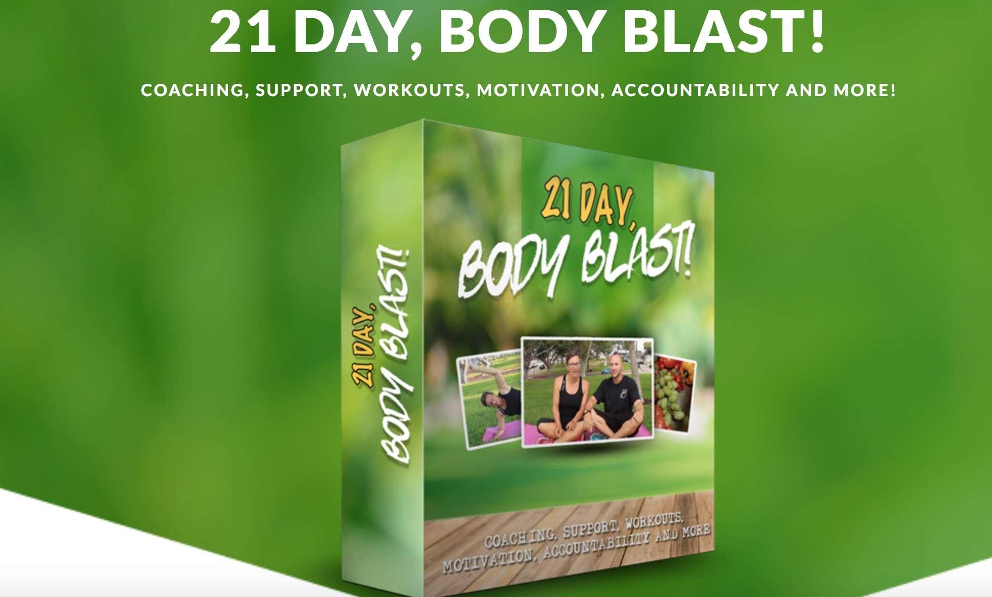 21 Day Body Blast Challenge