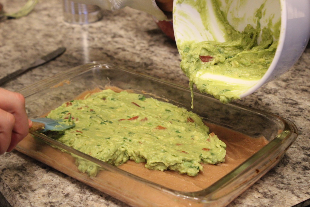 healthy party dip in minutes