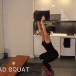 overhead squat staying fit while traveling