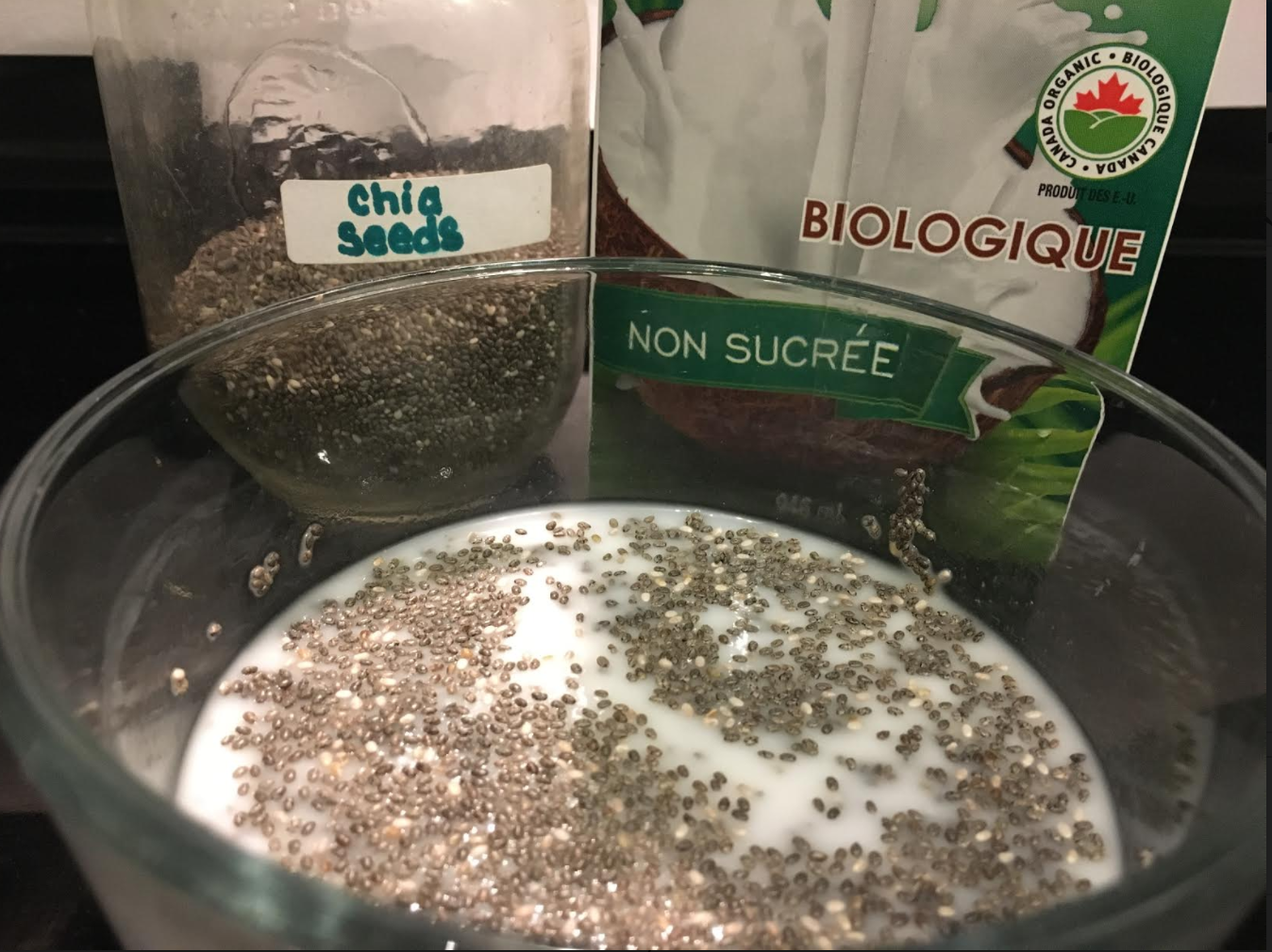 Chia Seed Breakfast Cereal