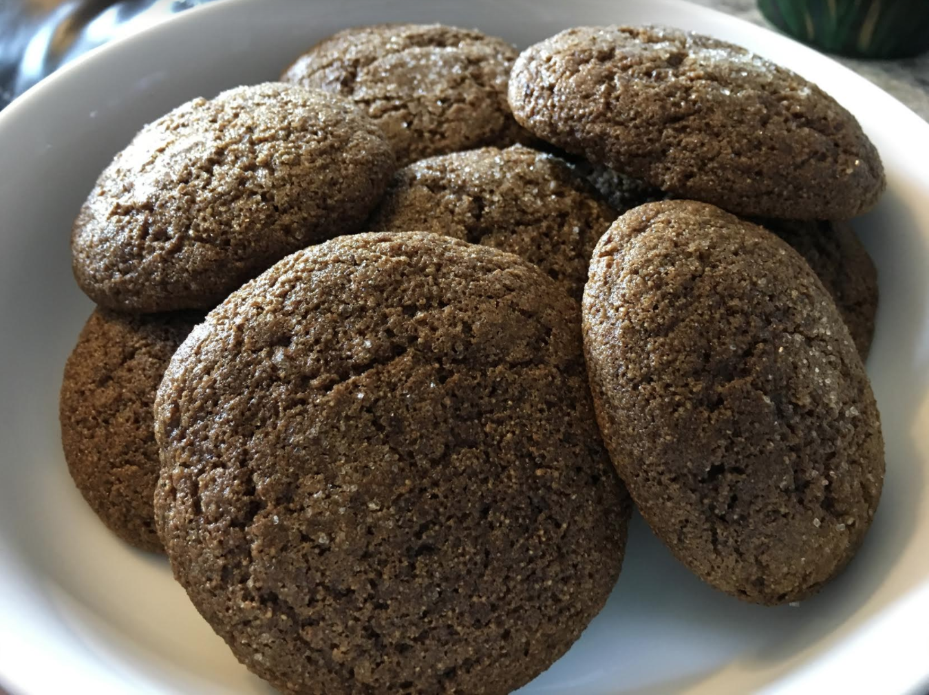 Complete Truth Protein Gingerbread Cookies
