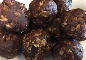 Mint Chocolate Complete Truth Protein Balls