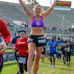 Marathon Goddess Running for Pancreatic Cancer