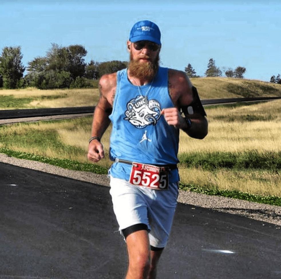 From Collegiate Basketball  to Marathon Runner
