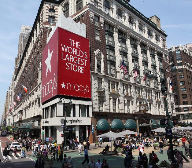 Macy's The Biggest Department Store in the World