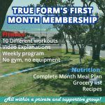 TF-First-Month-Membership