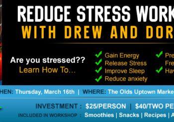 Stress FREE Workshop!
