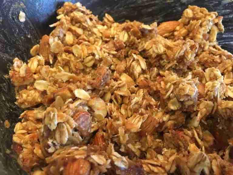 Healthy Homemade Granola Recipes